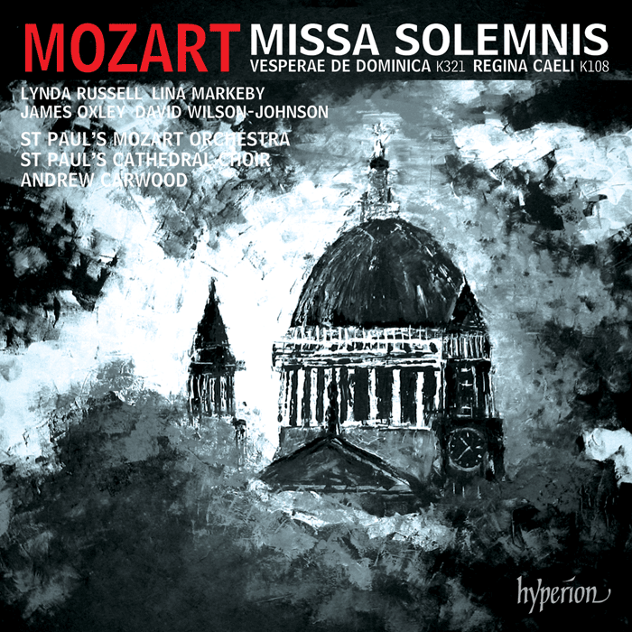 Missa solemnis and other works