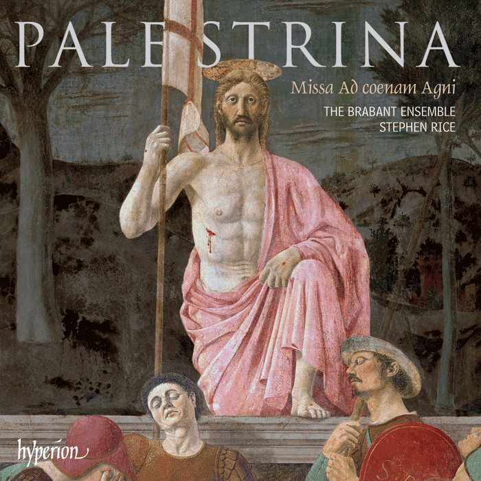 Missa Ad coenam Agni And Eastertide motets