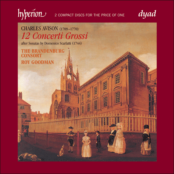 12 Concerti Grossi after Scarlatti - 2CD