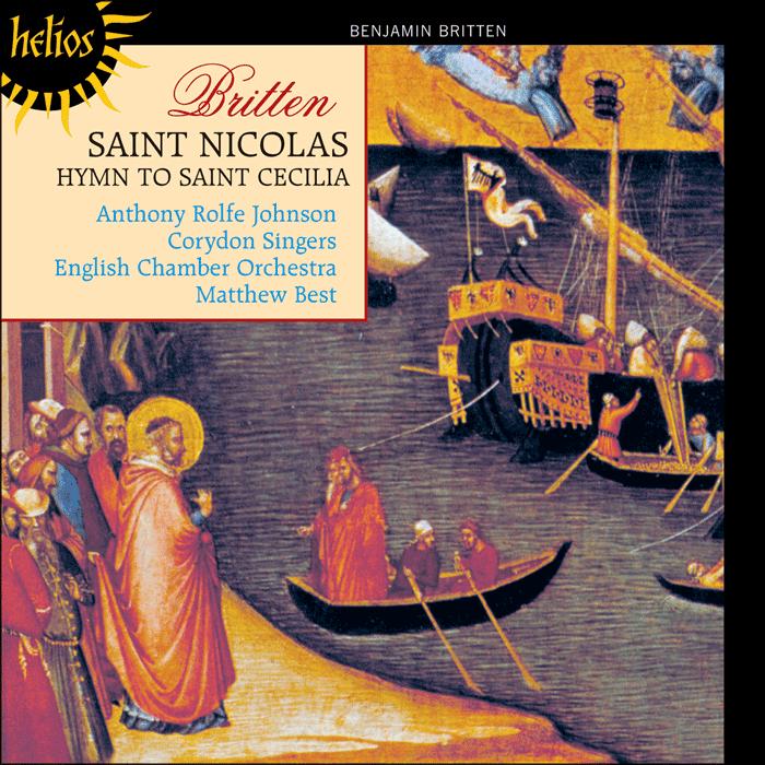 St Nicolas and Hymn to St Cecilia