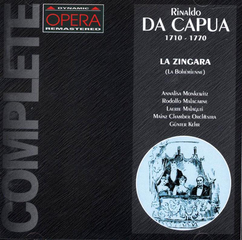 La Zingara (La Bohemienne) image