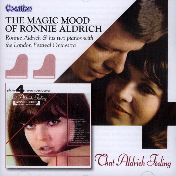 The Magic Mood Of & That Aldrich Feeling
