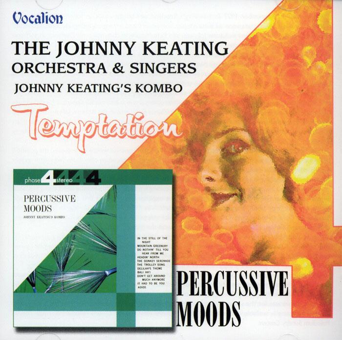 Temptation / Percussive Moosd - 2 plyty winylowe na 1CD