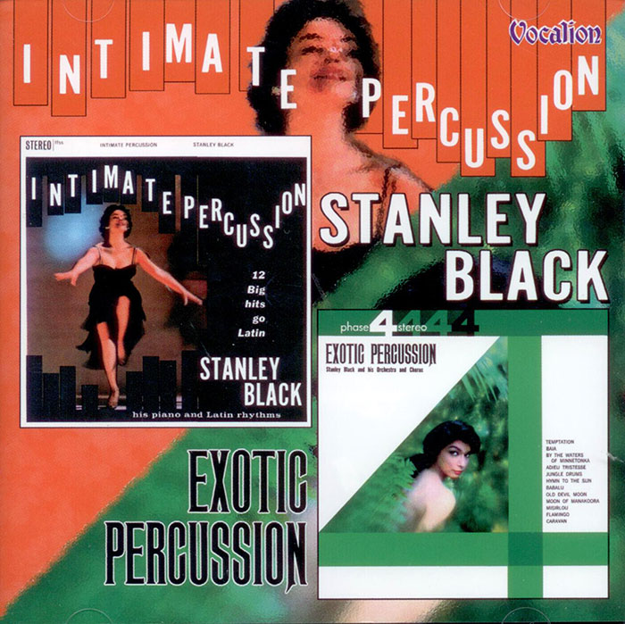 Intimate Percussion / Exotic Percussion