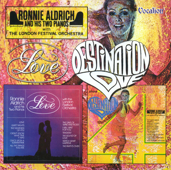 Destination Love Disc 1 and 2  - 2 plyty winylowe na 1CD