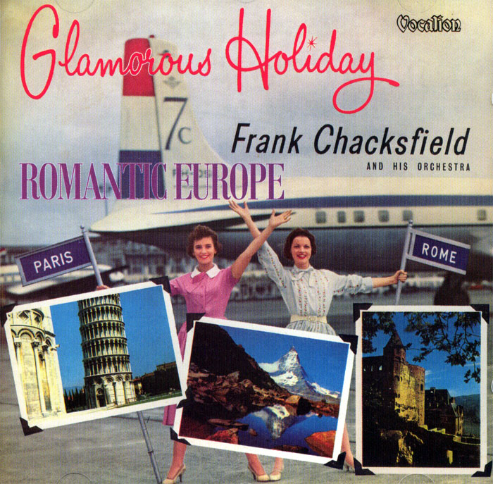 Romantic Europe - Glamorous Holiday