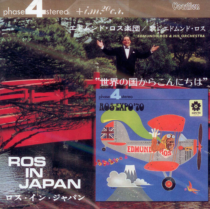 Ros EXPO 70 & Ros in Japan