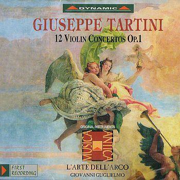 12 Violin Concertos Op.1
