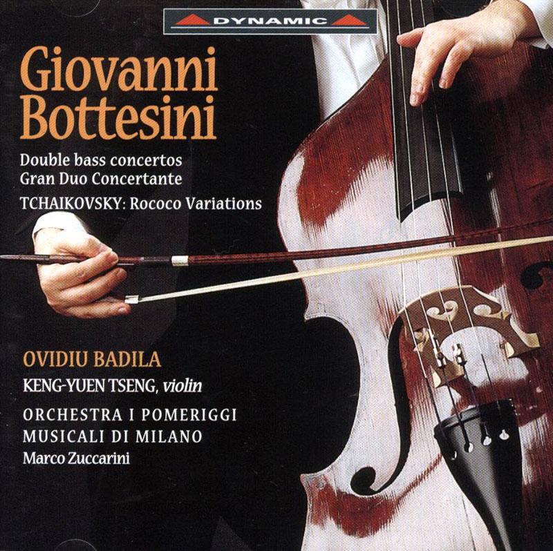 Double Bass Concertos image