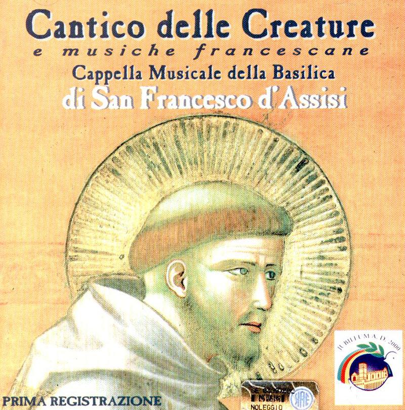 Cantico delle Creature e musiche francescane