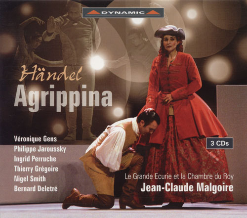 Agrippina - 2 DVDs
