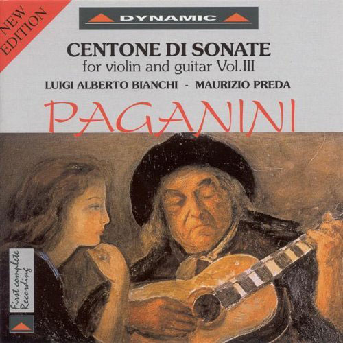Centone di Sonate for violin and guitar (Vol.3)