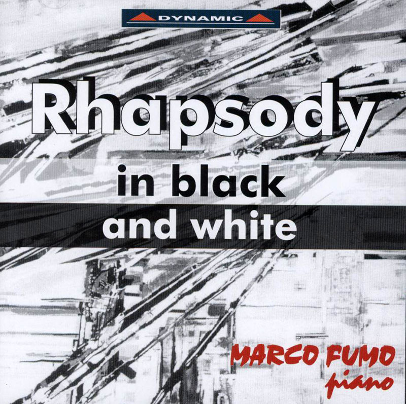 Rhapsody in Black and  White image