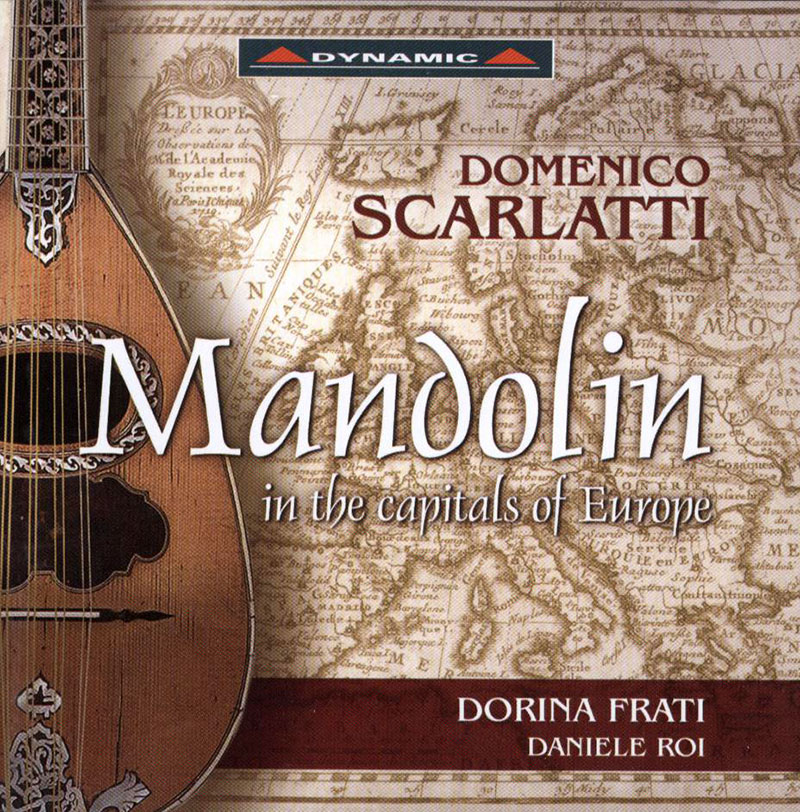 Mandolin in the capitals of Europe image