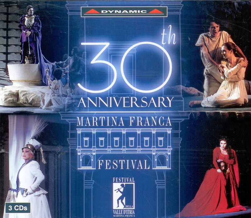 30th Anniversary of Martina Franca Festival  image