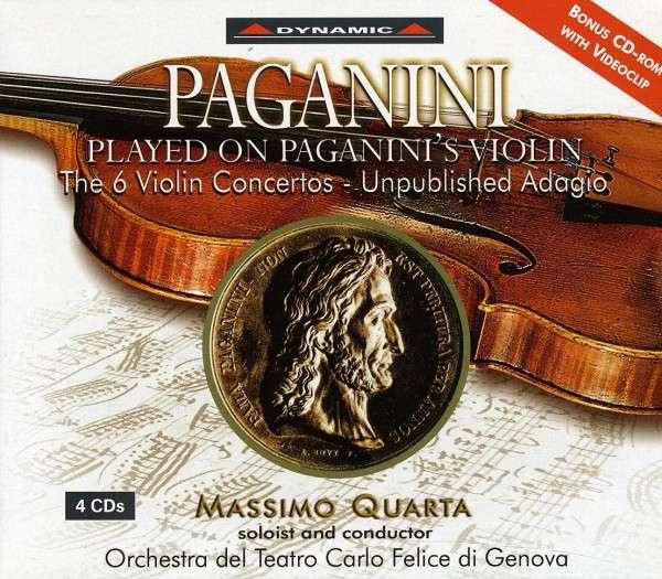 The 6 Violin Concertos - Unpublished Adagio