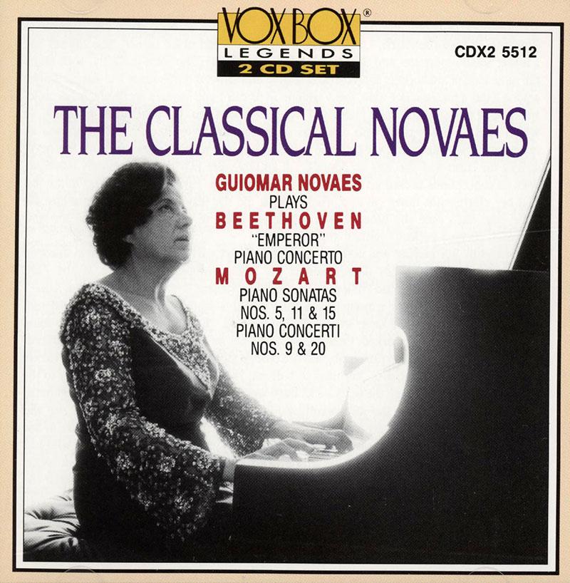 Piano Concerto No. 5 Emperor / Piano Cocnertos 20, 9, 15