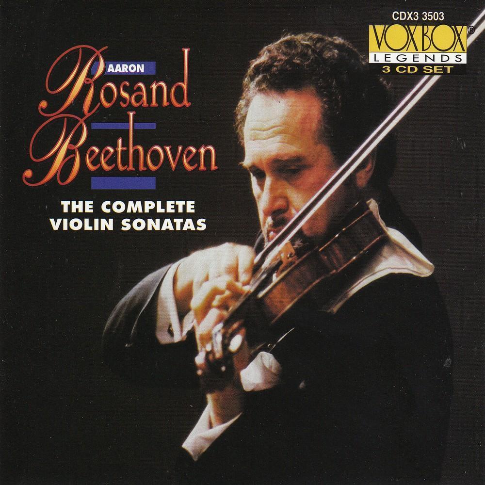 Complete Violin Sonatas image