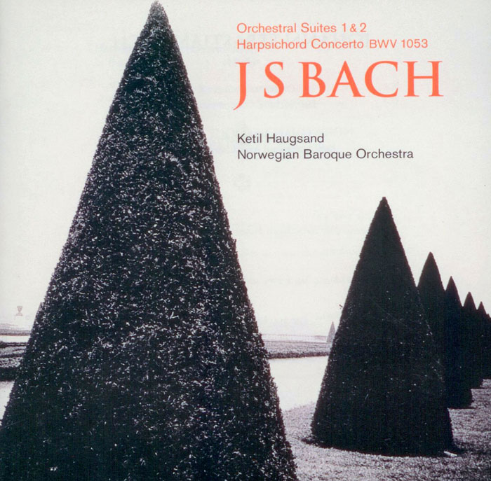 Orchestral Suites 1 and 2 /  Harpsichord Concerto BWV 1053