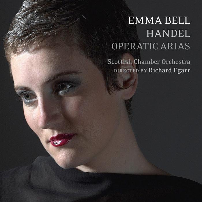 Handel Operatic Arias