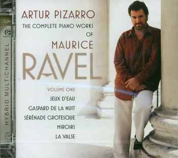 The Complete Works vol. 1 - Jeux d'eau / Gaspard de la nuit / Miroirs  / La Valse / Serenade grotesque