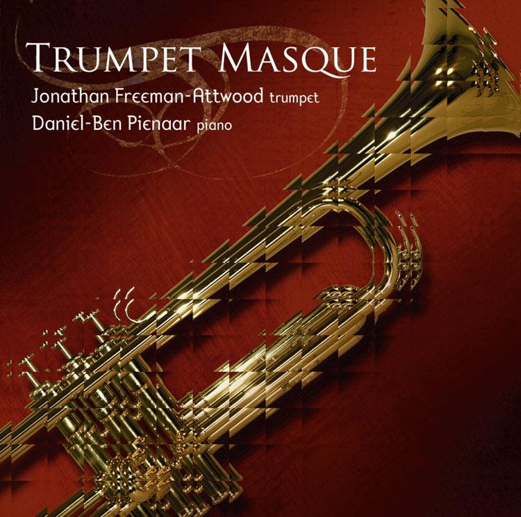 Trumpet masque image