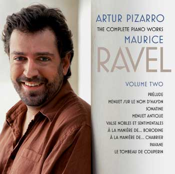Complete Piano works of Ravel vol. 2