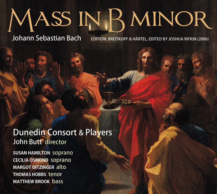 Mass in B Minor - Breitkopf & Härtel Edition, edited by J. Rifkin (2006)