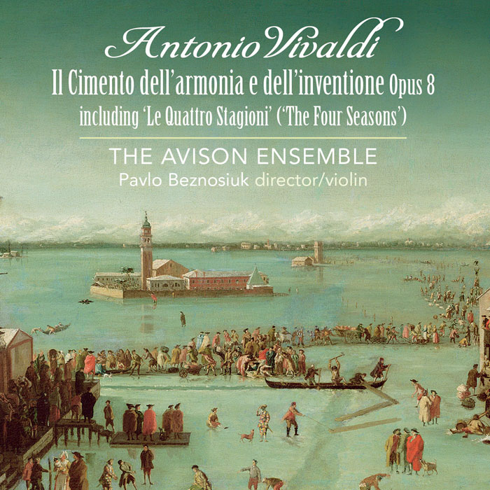 Concerti Opus 8 - incl. The Four Seasons