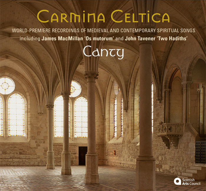 Carmina Celtica - Medieval and contemporary spiritual song
