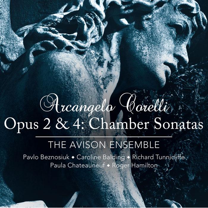 Opus 2 and 4 - Chamber Sonatas
