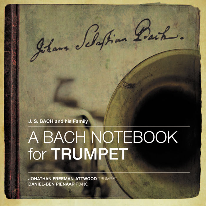 A Bach Notebook - for Trumpet