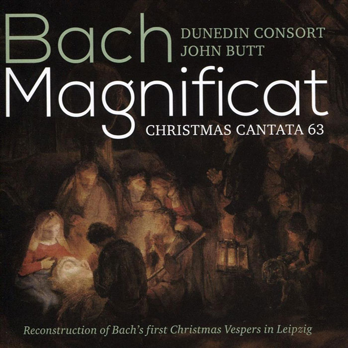 Magnificat - Christmas Cantata 63
