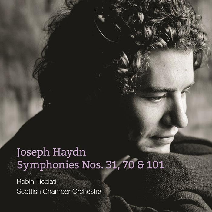 Symphonies Nos. 31, 70 & 101