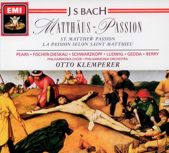 Matthaus-Passion - St. Matthew Passion / La Passion Selon Saint Matthieu