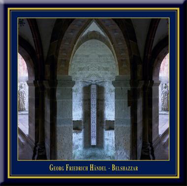 BELSHAZZAR- nagranie ze slynnej kolekcji klasztoru Maulbronn - NAJLEPSZA AKUSTYKA NA SWIECIE!