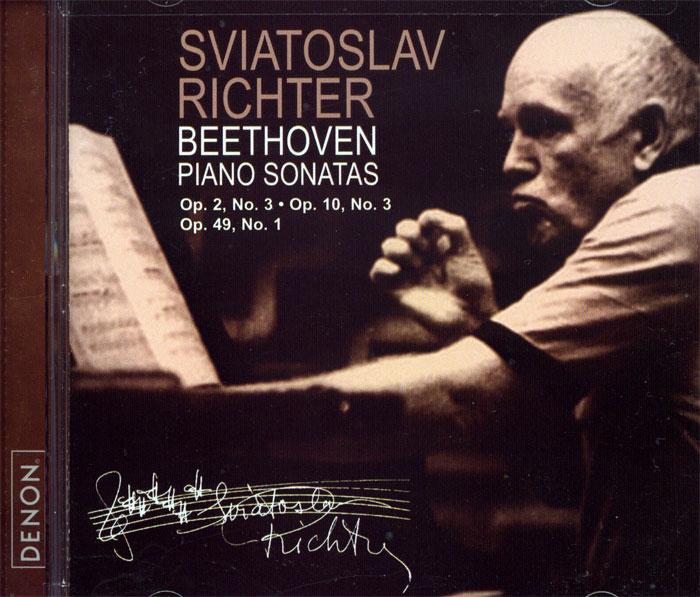 Piano Sonatas 3, 7, 19