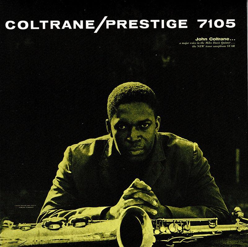 Coltrane - Prestige 7105 image
