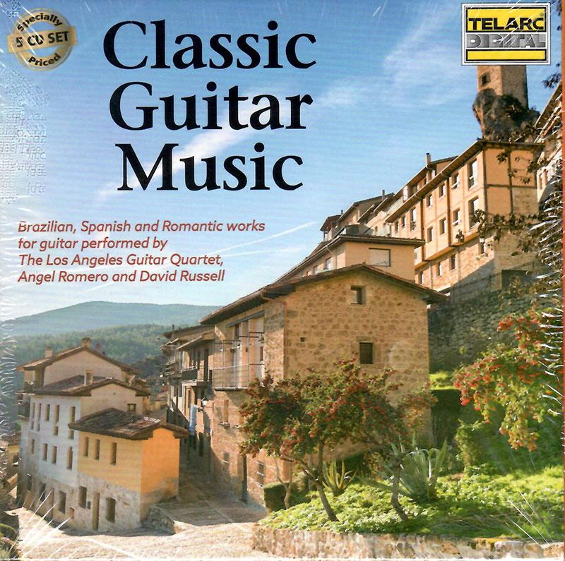 Classic Guitar Music image