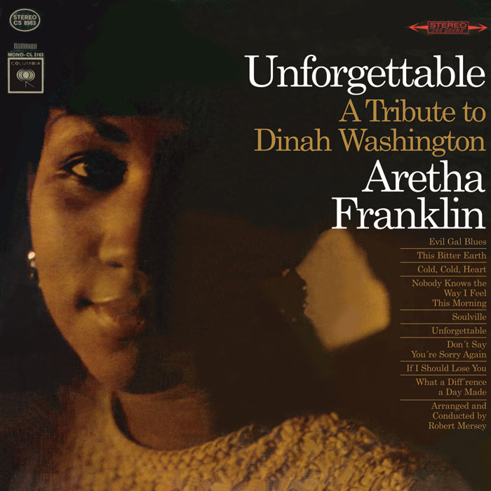 Unforgettable - A Tribute to Dinah Washington image