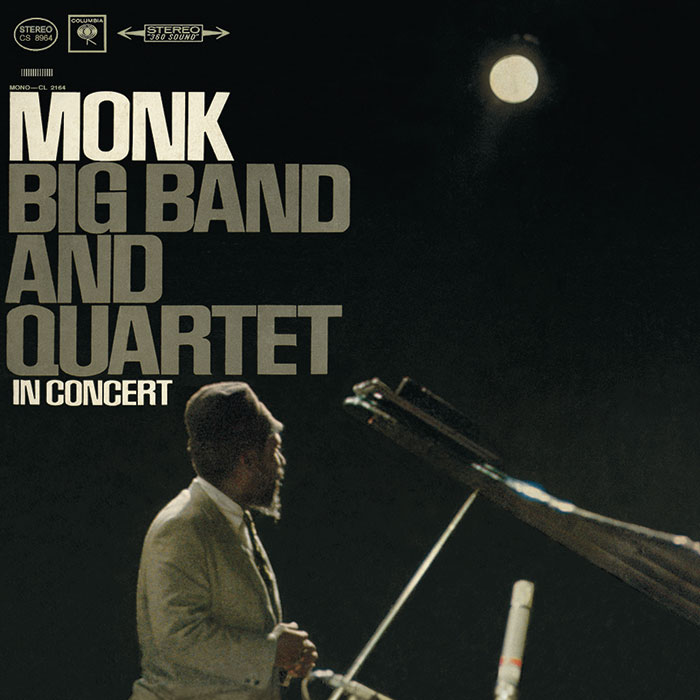 Monk Big Band and Quartet - in Concert