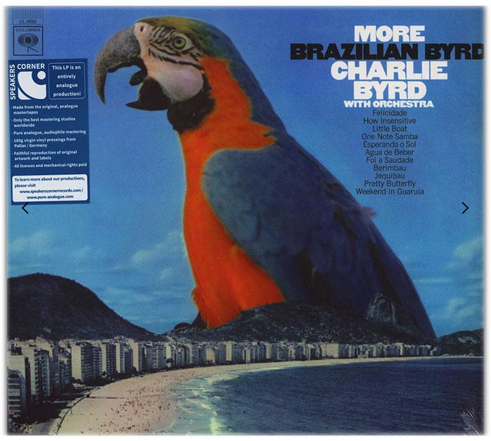 More Brazilian Byrd image