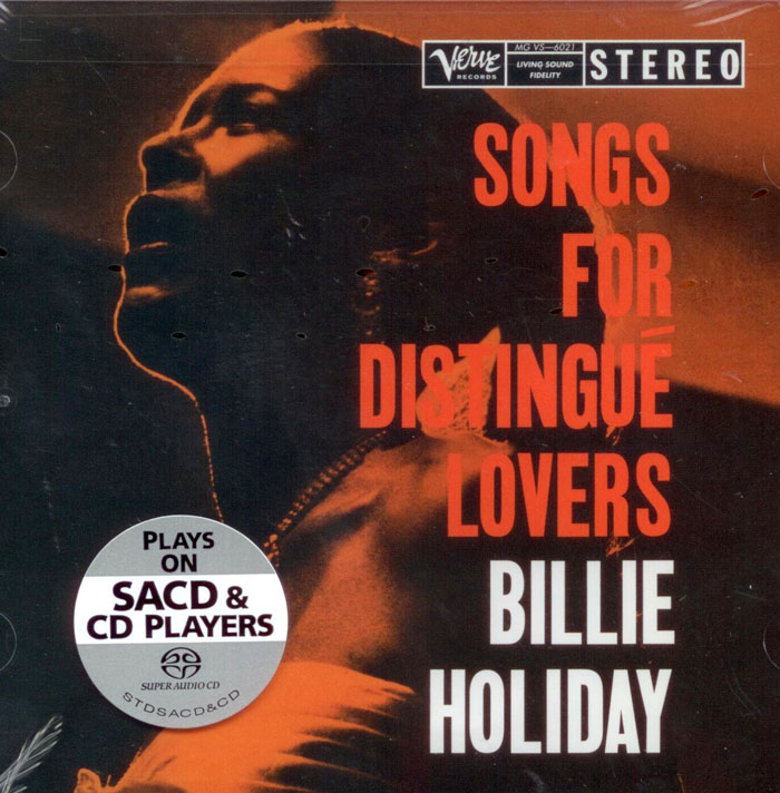Songs For Distingue Lovers image