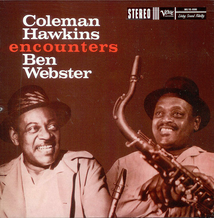 Coleman Hawkins Encounters Ben Webster image