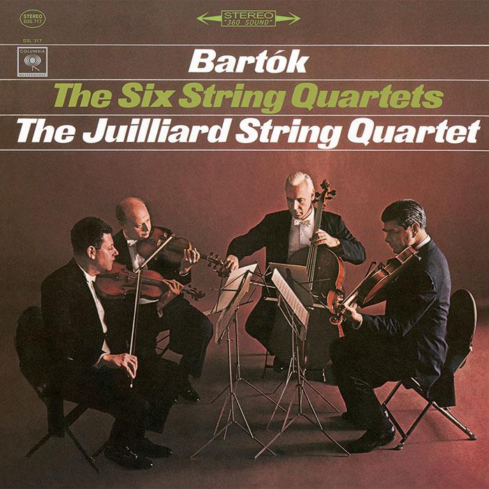 String Quartet Nos. 1 - 6