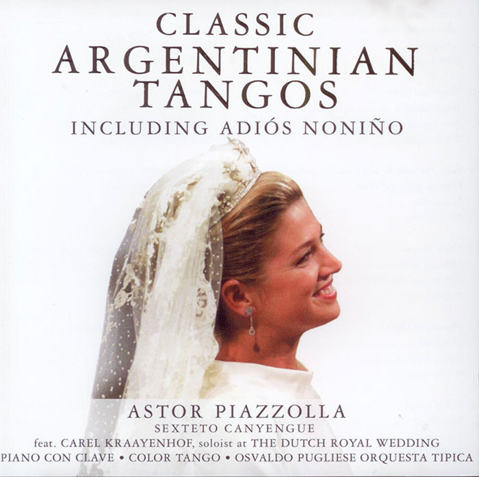 Classic Argentinian Tangos