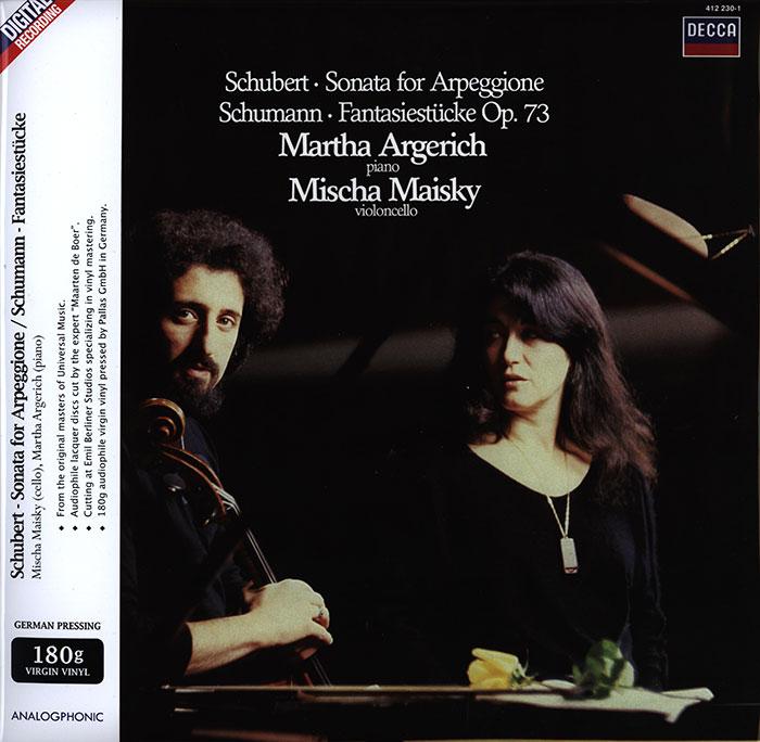 Sonata for arpeggione / Fanstasienstucke