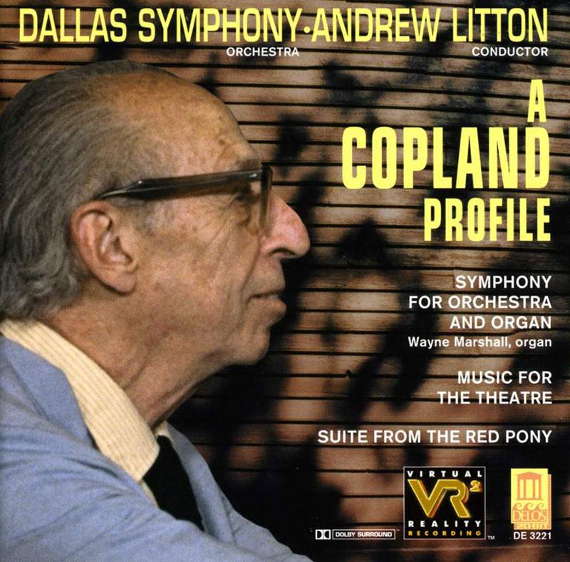 A Copland Profile image