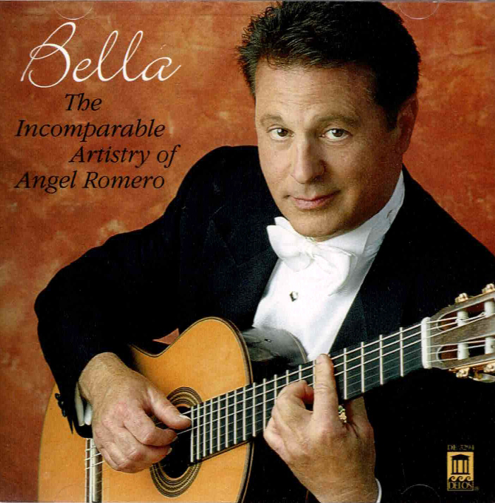 Bella - The Incomparable Artistry of Angel Romero