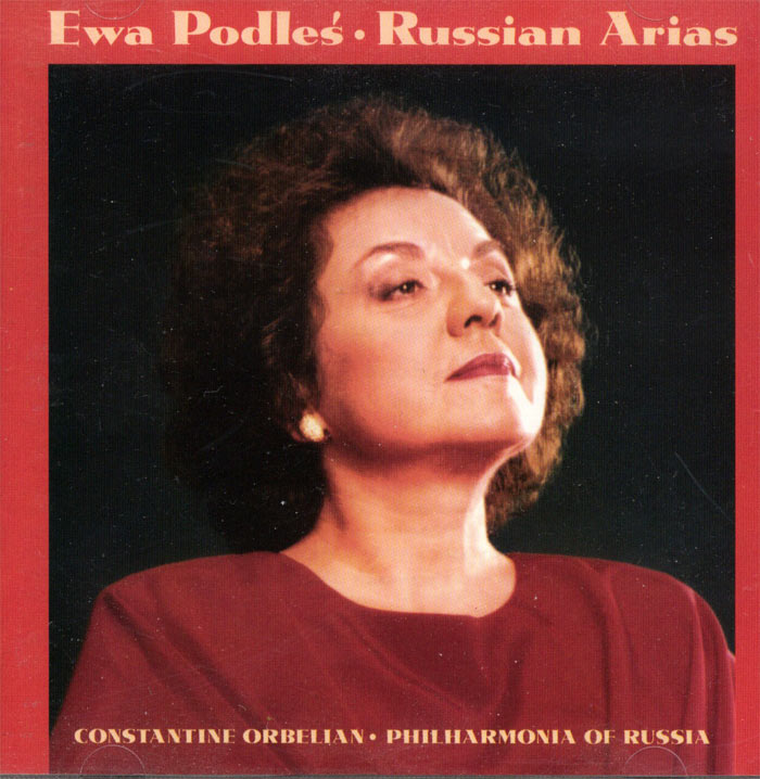 Russian Arias image